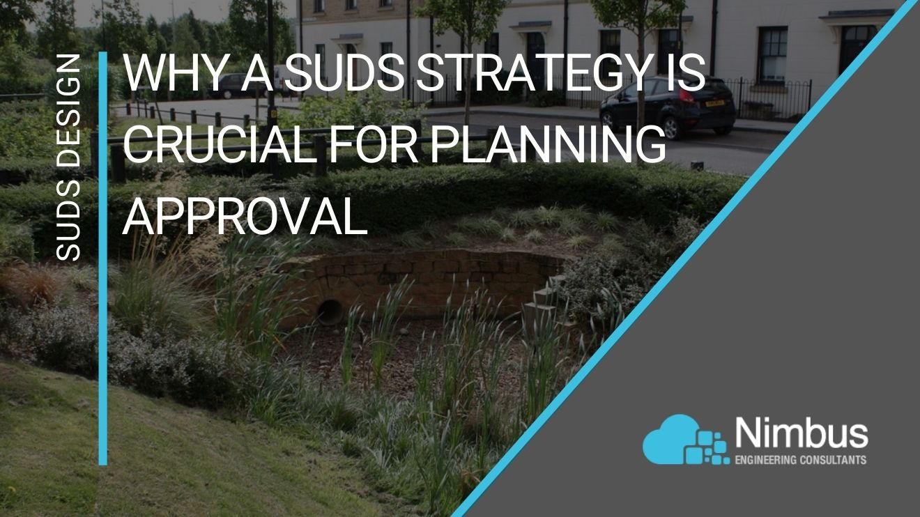 Why a Suds Strategy Is Crucial for Planning Approval